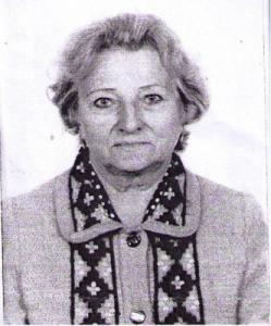 Я Ищу: Одегова Галина 1942 г.р.