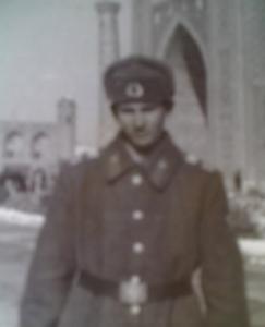 Я Ищу: Кравцов Сергей 1956 г р