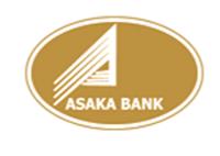 АСАКА БАНК, логотип